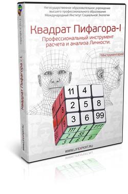 Пифагоров гороскоп куб